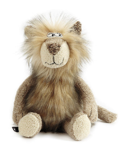 Metusa Luna - Beasts designer plush toy lion by sigikid - 38450