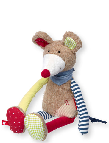 Patchwork Sweety Bandana Mouse
