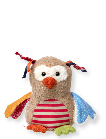 Patchwork Sweety Owl