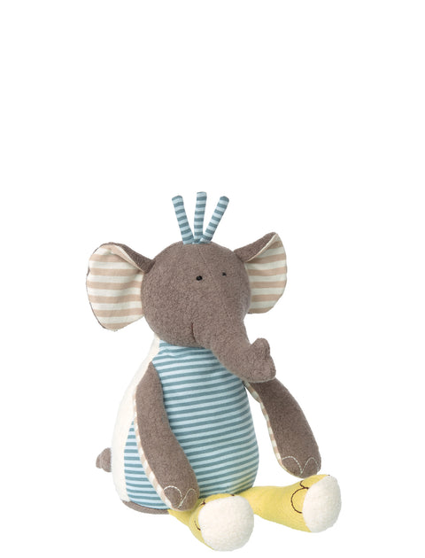 Organic Elephant Plush Toy