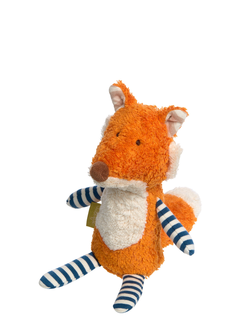 Organic Mini Plush Fox