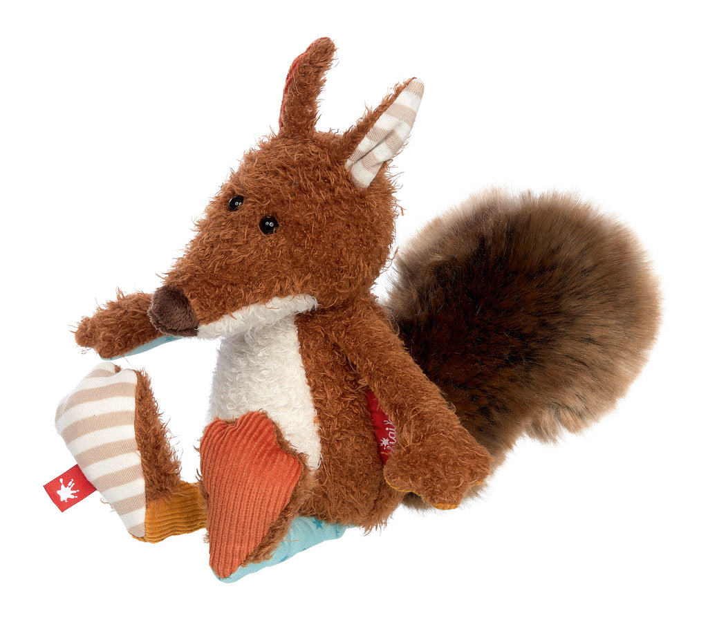 Patchwork Sweety Squirrel