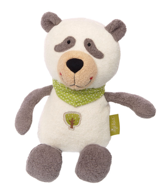 Organic Panda Bear Plush Toy