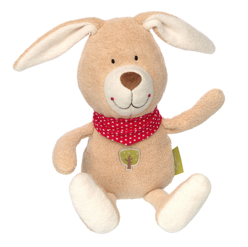 Organic Bunny Plush Toy