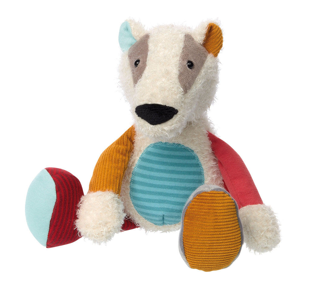 Patchwork Sweety Young Badger