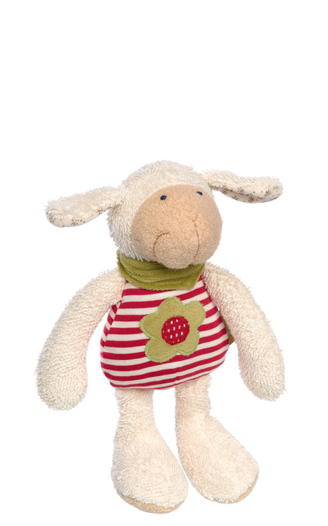 Organic Sheep Cuddle Toy
