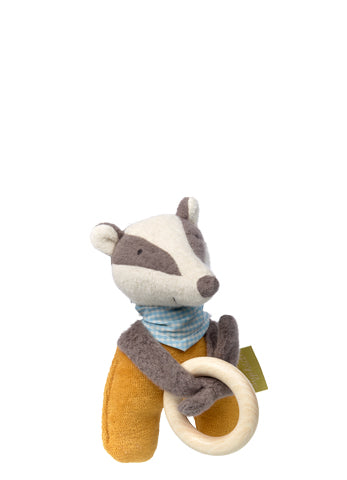 Organic Badger Grasp Toy