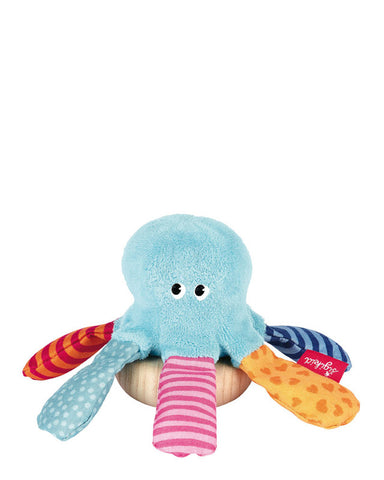 Octopus Spin Top