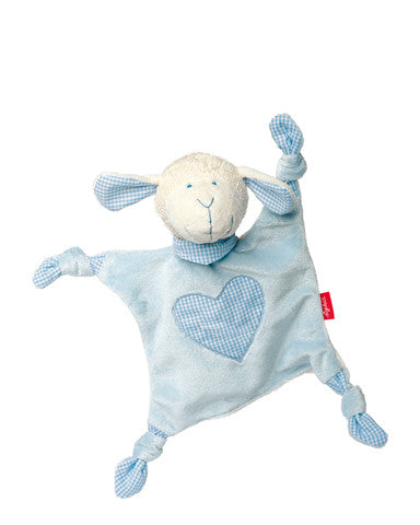 Organic Sheep Snuggly Baby Toy by sigikid - 40951