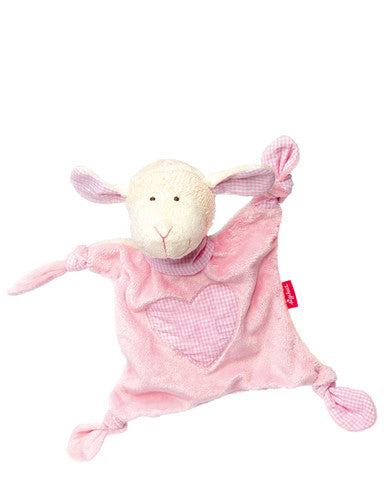 Organic Sheep Snuggly Baby Toy by sigikid - 40961