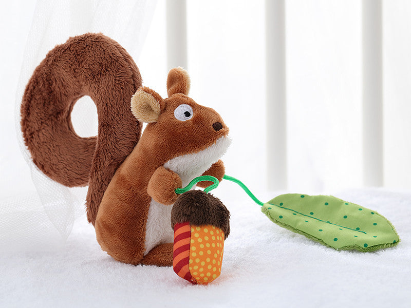 Squirrel Activity Tag