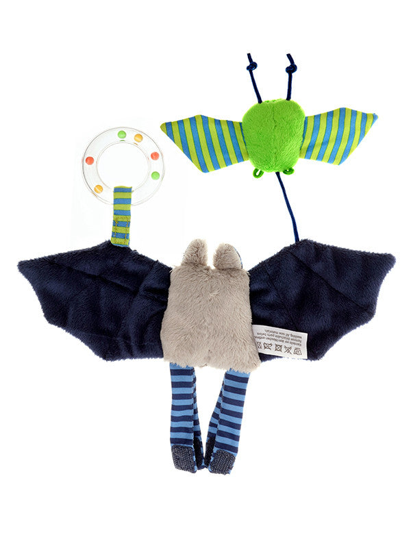 Baby Bat with Activity Toys