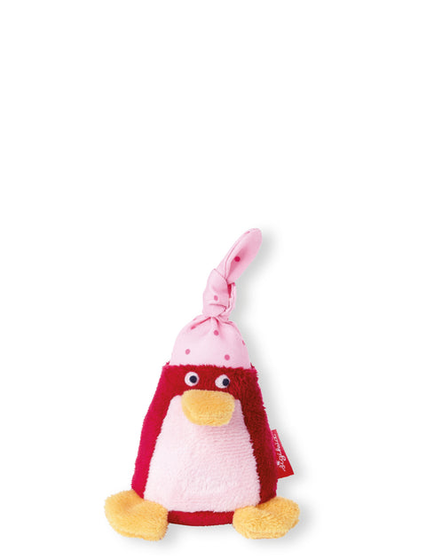 Penguin Rattle, pink