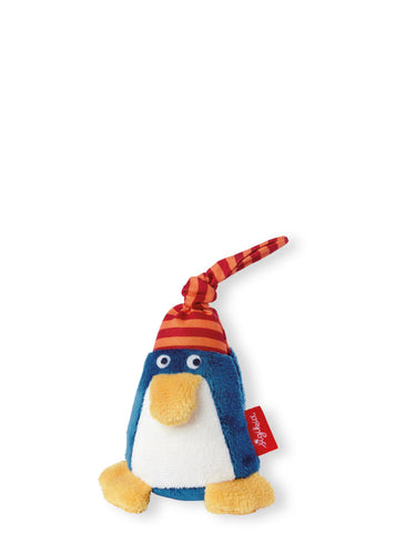 Penguin Rattle, orange
