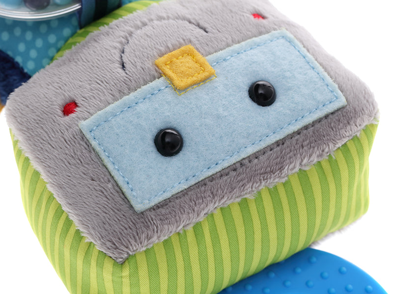 Robot Activity Cuddle Toy
