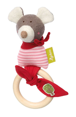 Organic Mouse Grasp Toy