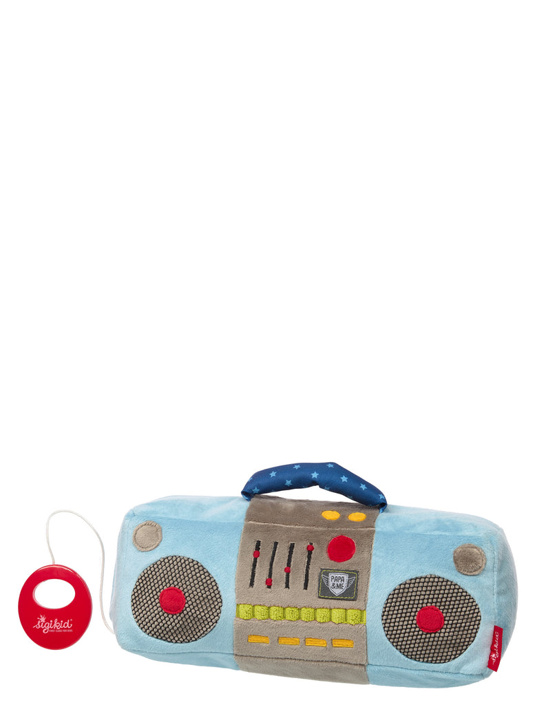 Boombox Musical Toy