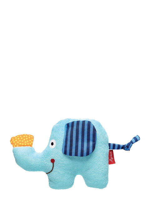 Elephant Rattle Blue