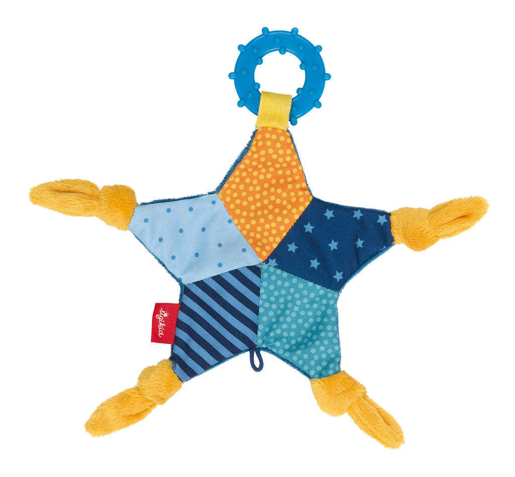 Star Activity Toy (blue)