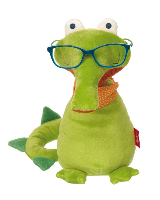 Bedside Eyeglass Buddies - Cameron the Crocodile