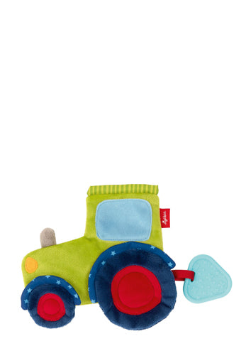 Activity Blankie Tractor