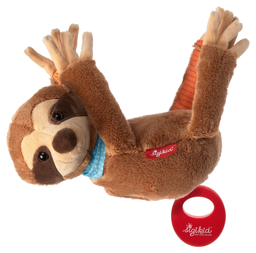 Hanging Musical Toy Sloth