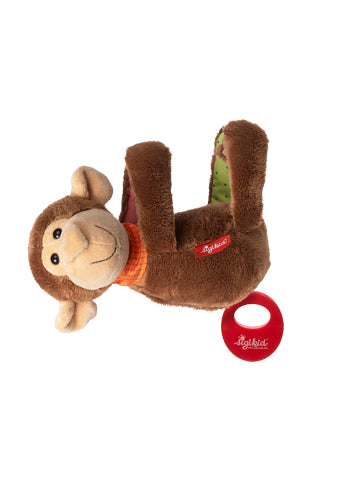 Hanging Musical Toy Monkey