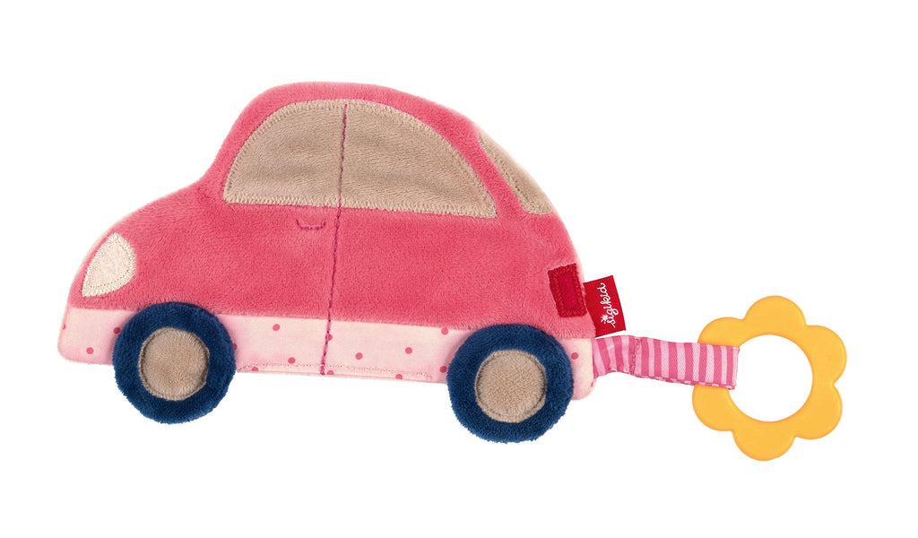 Activity Blankie Pink Car