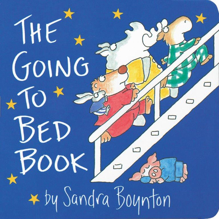 The Going to Bed Book - Board Book by Sandra Boynton