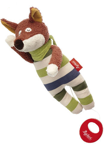 Fudallo Fox Musical Toy