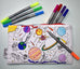 Space Explorer Pencil Case