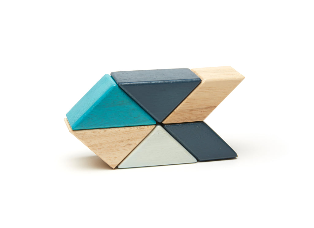 Pocket Pouch Prism - Blues