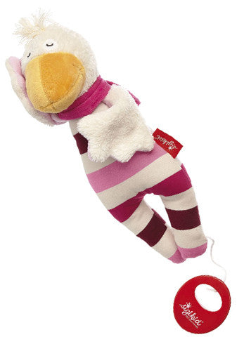 Gisella Goose Musical Toy