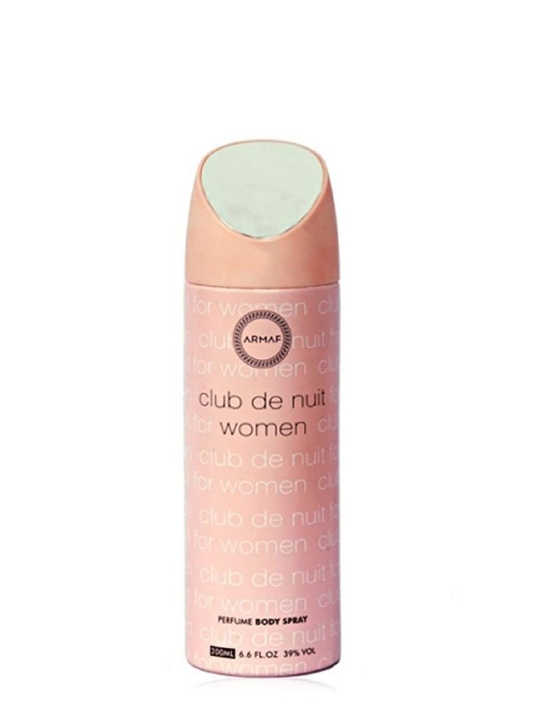 ARMAF Deodorant - Buy Armaf Club De Nuit Women Deodorant Body Spray 200ML For Women Online in India.