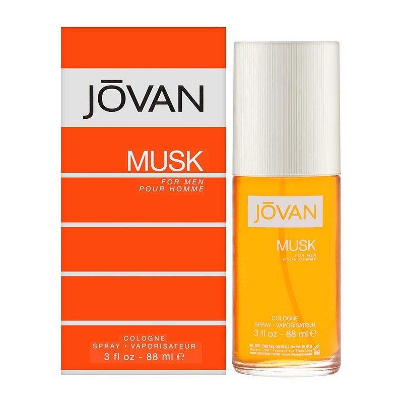JOVAN Perfume - Buy Jovan Musk Eau De Cologne 88ML For Men Online in India.