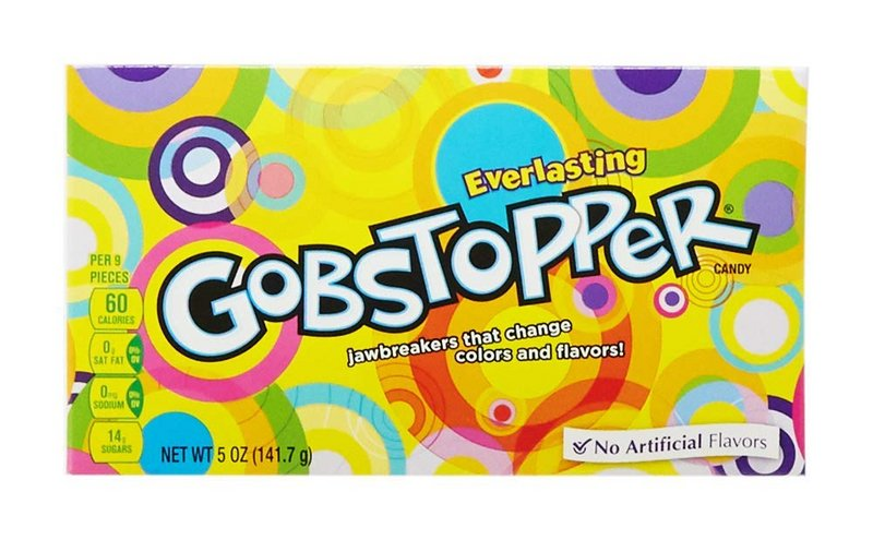 WONKA Candy - Buy Wonka Everlasting Gobstopper Candy 141GM Online in India.