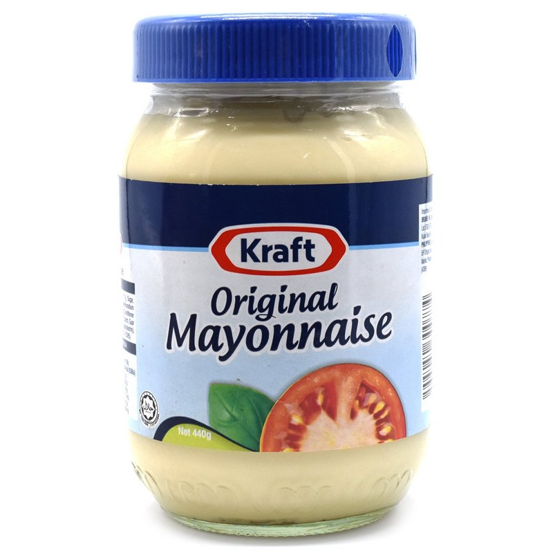 KRAFT Mayonnaise - Buy Kraft Original Mayonnaise 440GM Online in India.