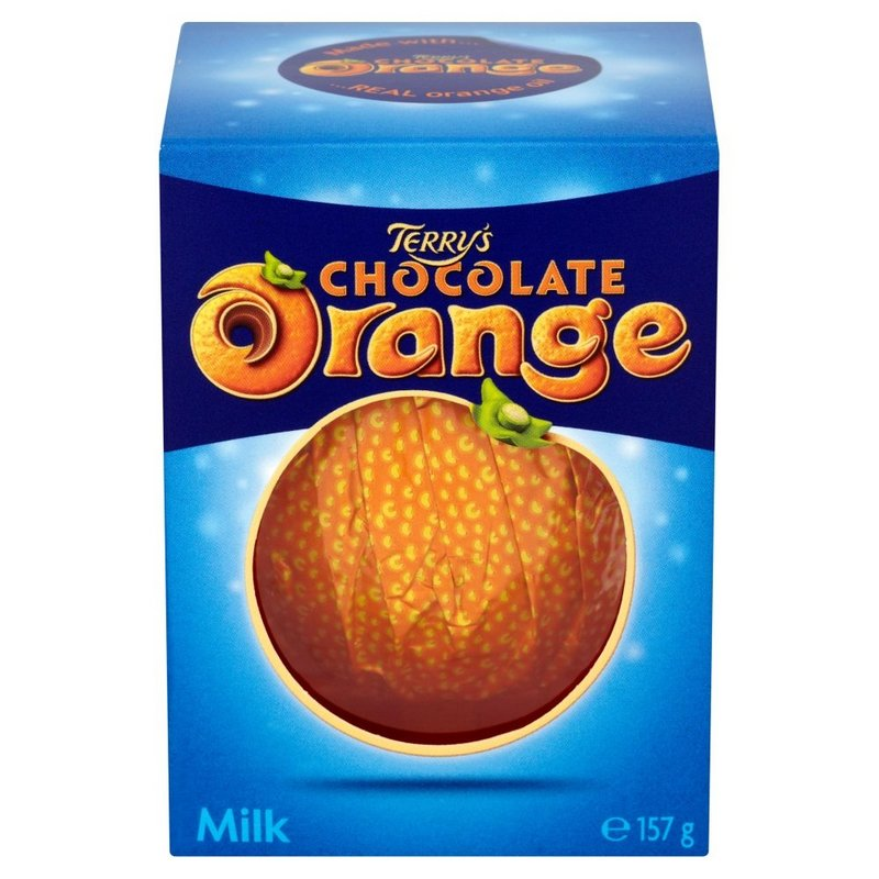 TERRY Chocolate - Buy Terrys Chocolate Orange 157GM Online in India.
