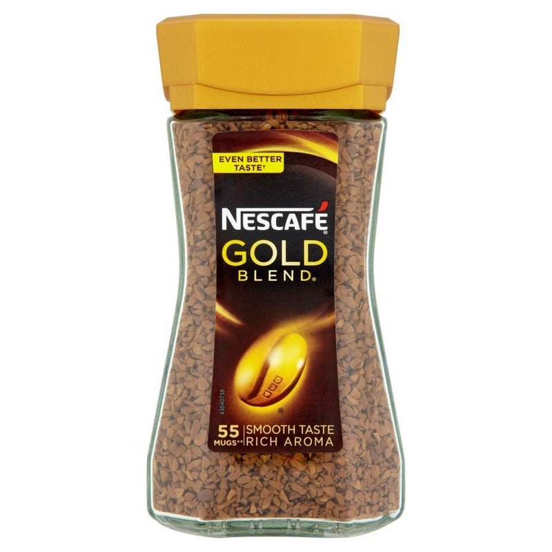 NESCAFE Coffee - Buy Nescafe Gold Blend Instant Coffee 100GM Online in India.