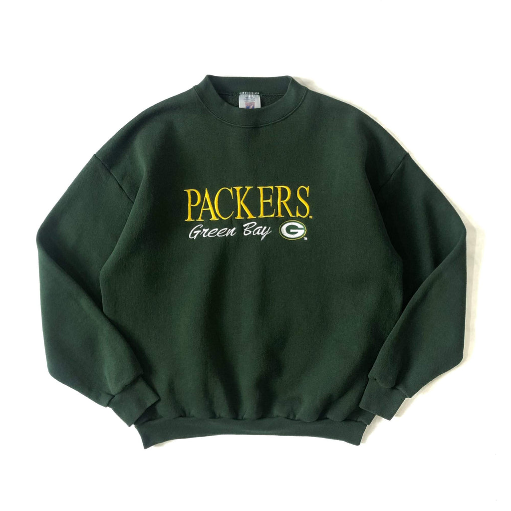 """Made in USA"" LOGO 7 ""PACKERS"" 刺繍スウェットシャツ"