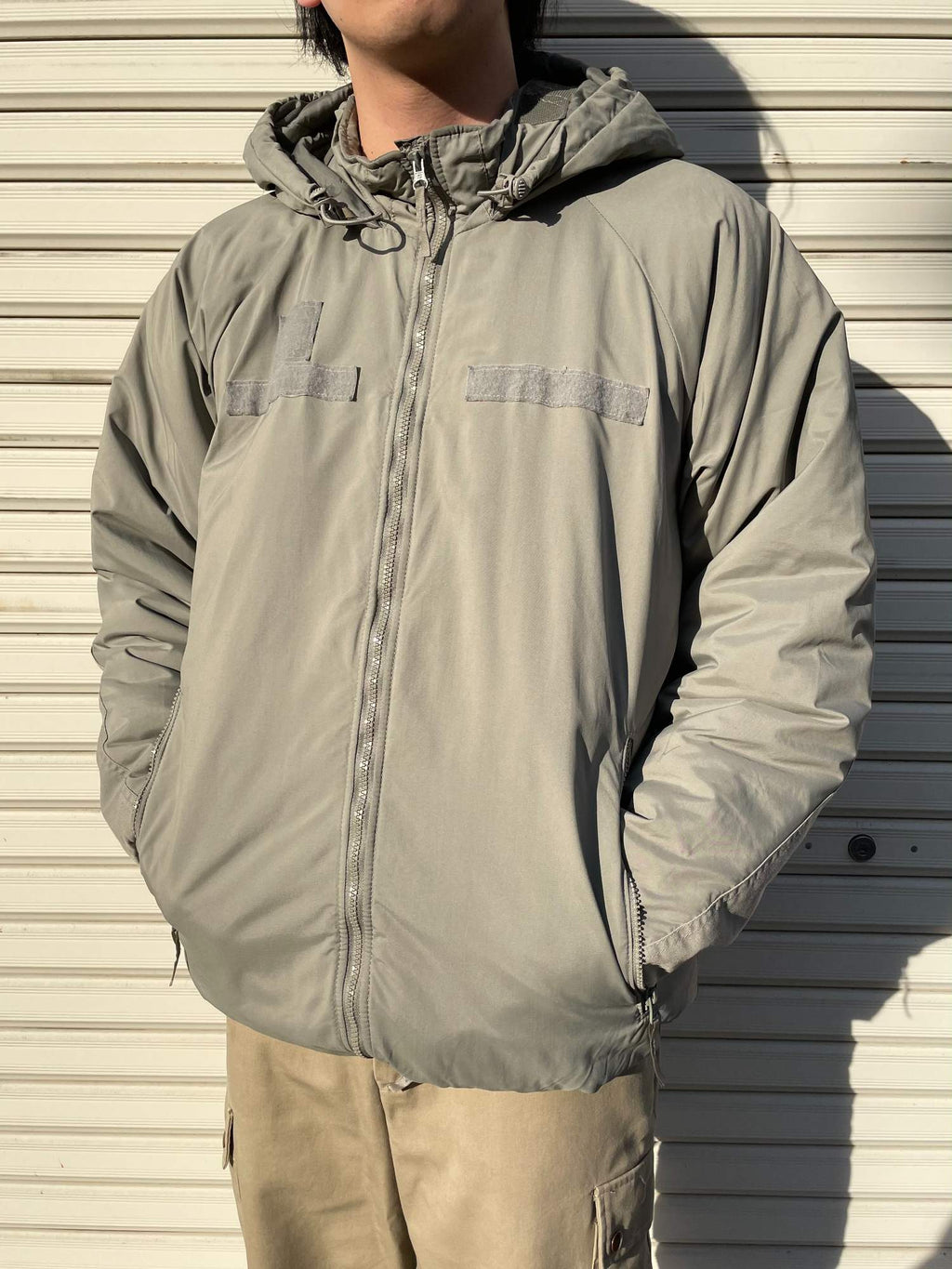 U.S.ARMY GEN 3 LEVEL7 PRIMALOFT PARKA