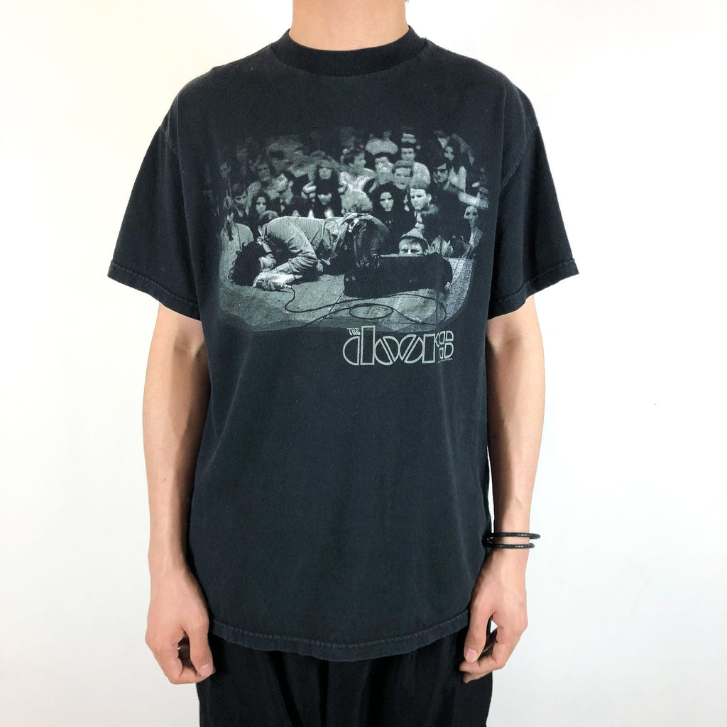 00's  THEdoors プリントTシャツ