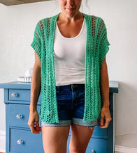Load image into Gallery viewer, Recherche Cardi Knit Pattern