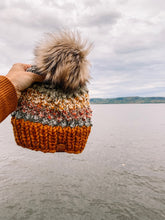 Load image into Gallery viewer, Knit Pattern: Lake Pepin Beanie
