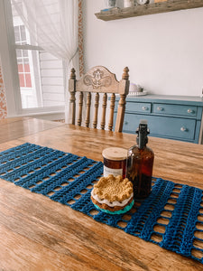 Ambrosial Lace Table Runner