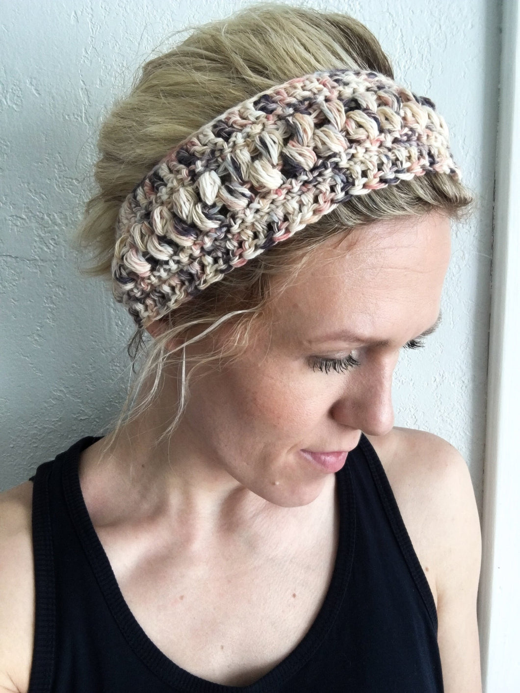 Crochet Pattern: Everyday Headwrap