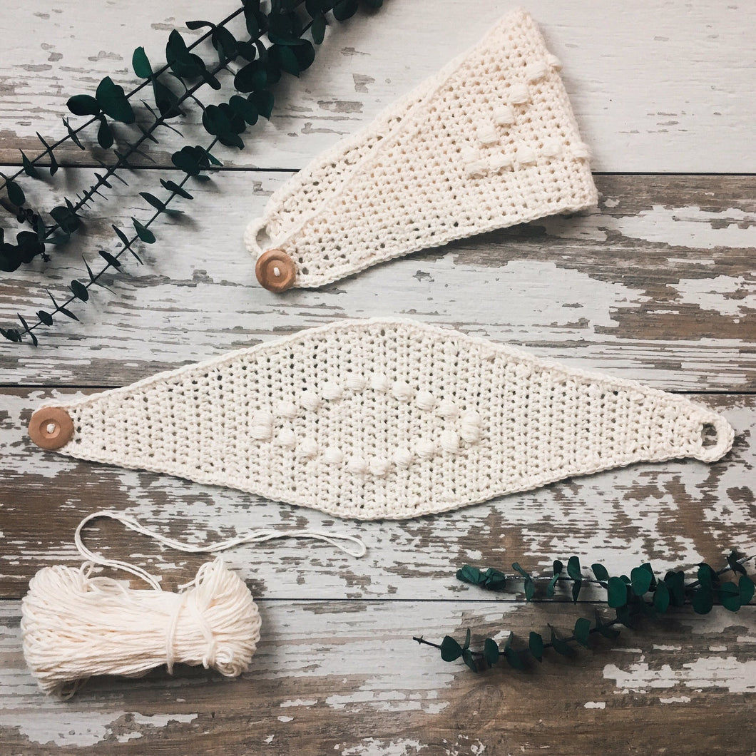 Crochet Pattern: Luna Headband