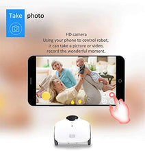 Load image into Gallery viewer, INTENDVISION 720P CCTV Camera Wireless WiFi Mini Robot Remote Control by Phone Home Security Webcam