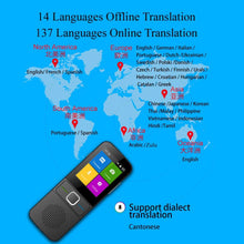 Load image into Gallery viewer, Smart Language Translator Device with WiFi