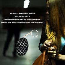 Load image into Gallery viewer, Safe Sound Personal Alarm, 120db Personal Safety Alarm Keychain